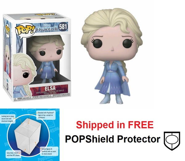 Funko POP Disney Frozen 2 Elsa Figure - #581